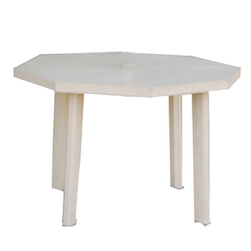 Table de jardin r sine octogonale assistance r ceptions location de mat riel queven - Table jardin leclerc rennes ...