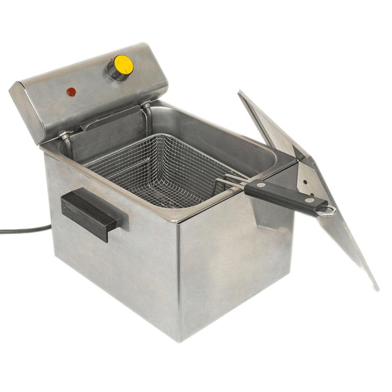 friteuse électrique 8l