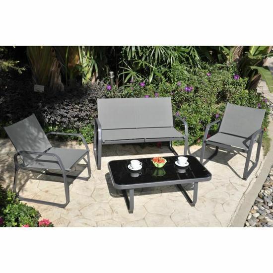 salon de jardin assistance r ceptions location de mat riel queven. Black Bedroom Furniture Sets. Home Design Ideas