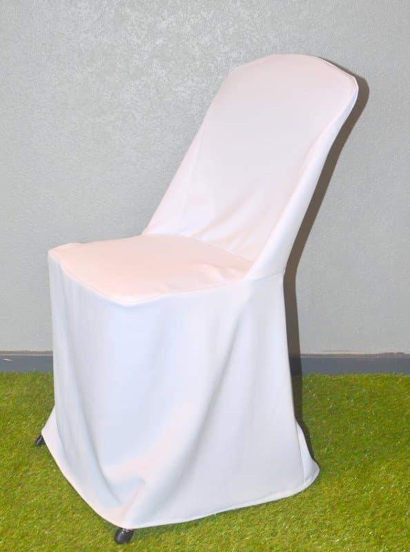 Chaise pliante avec housse